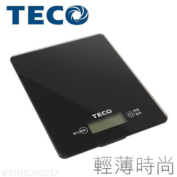 快速出貨免運費TECO東元數位食物秤XYFWT701觸控玻璃料理秤電子秤