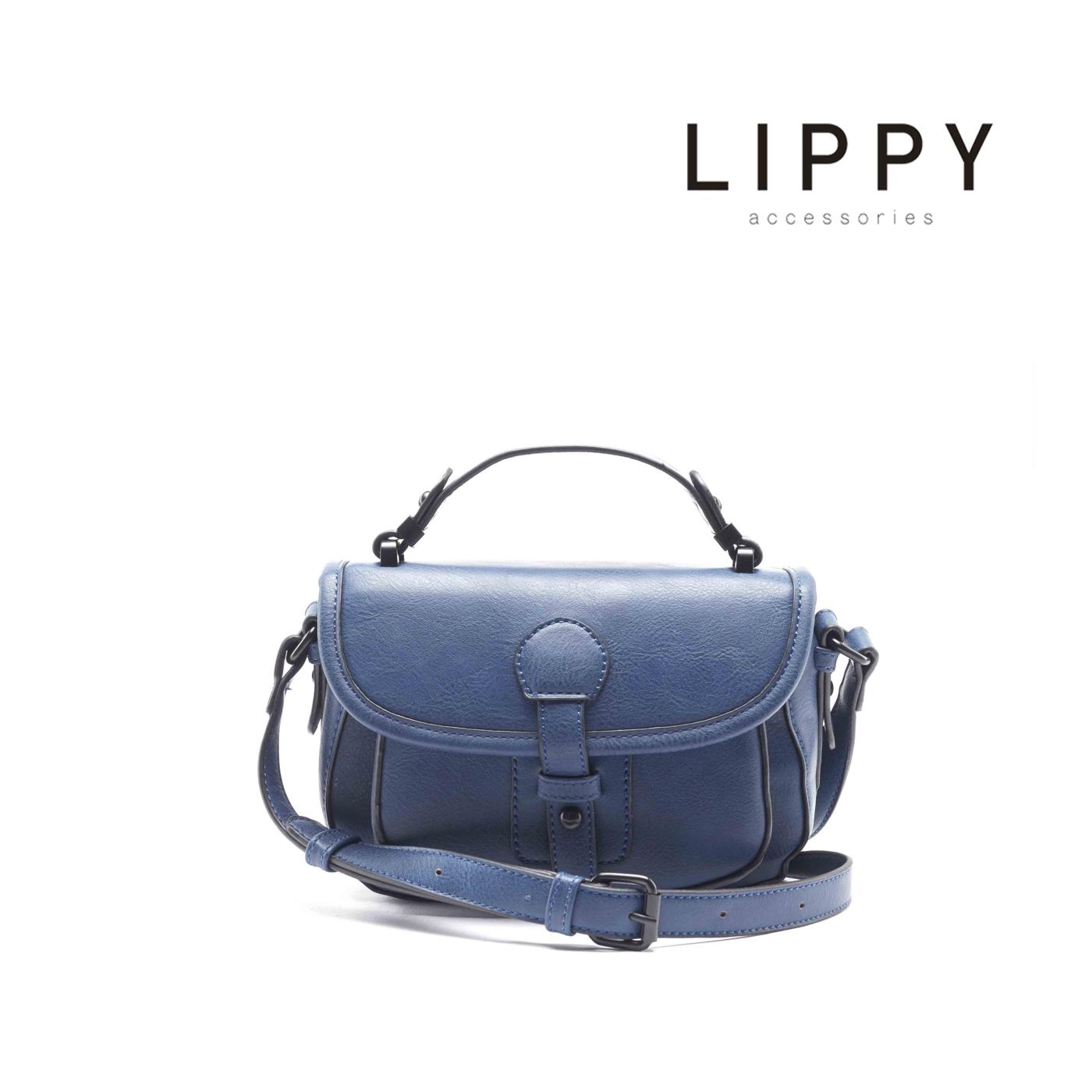 LIPPY 巴塞隆納的邂逅 Crossbody Mini迷你側背包【AS316091947】