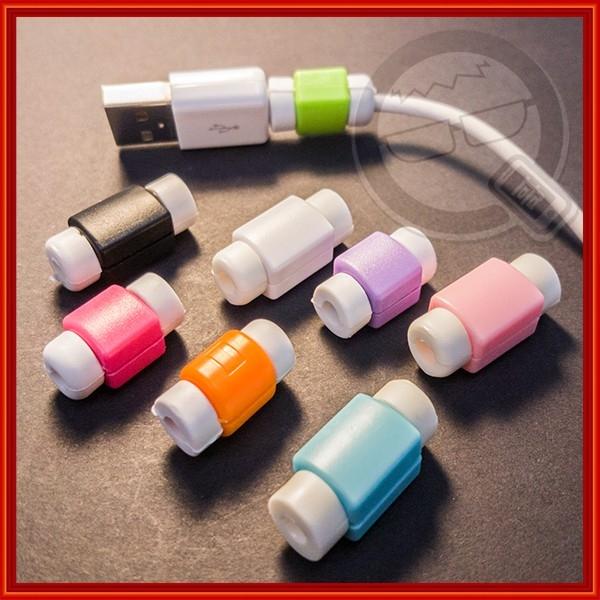 線套i線套同款傳輸線救星保護脆弱充電線lightning 8pin iPhone-Q哥B14