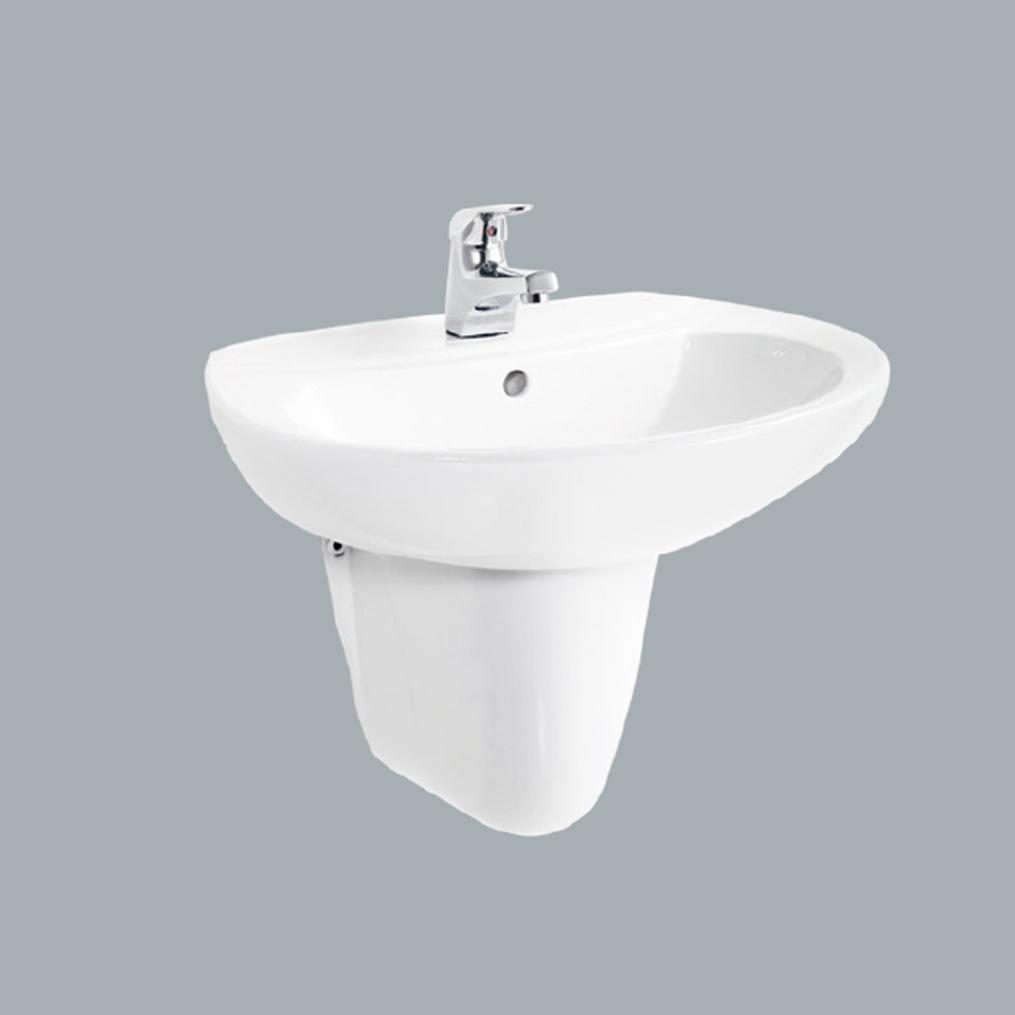 修易生活館HCG伊頓系列洗臉盆LF2685龍頭LF3147PE