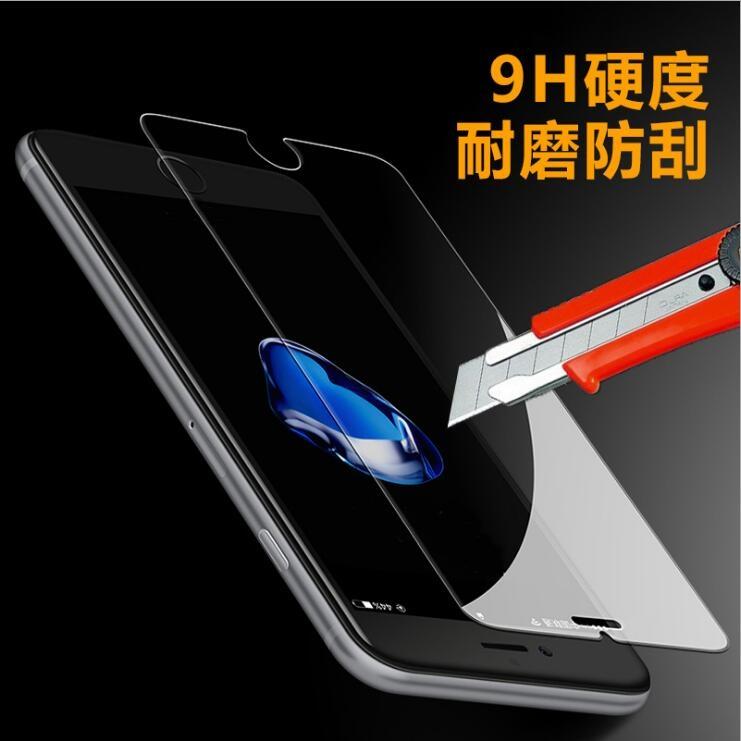 數位風潮2.5D鋼化保護膜9H硬度保護膜iphone 6s plus 6s iphone6 plus i6s se螢幕防刮防塵保護貼