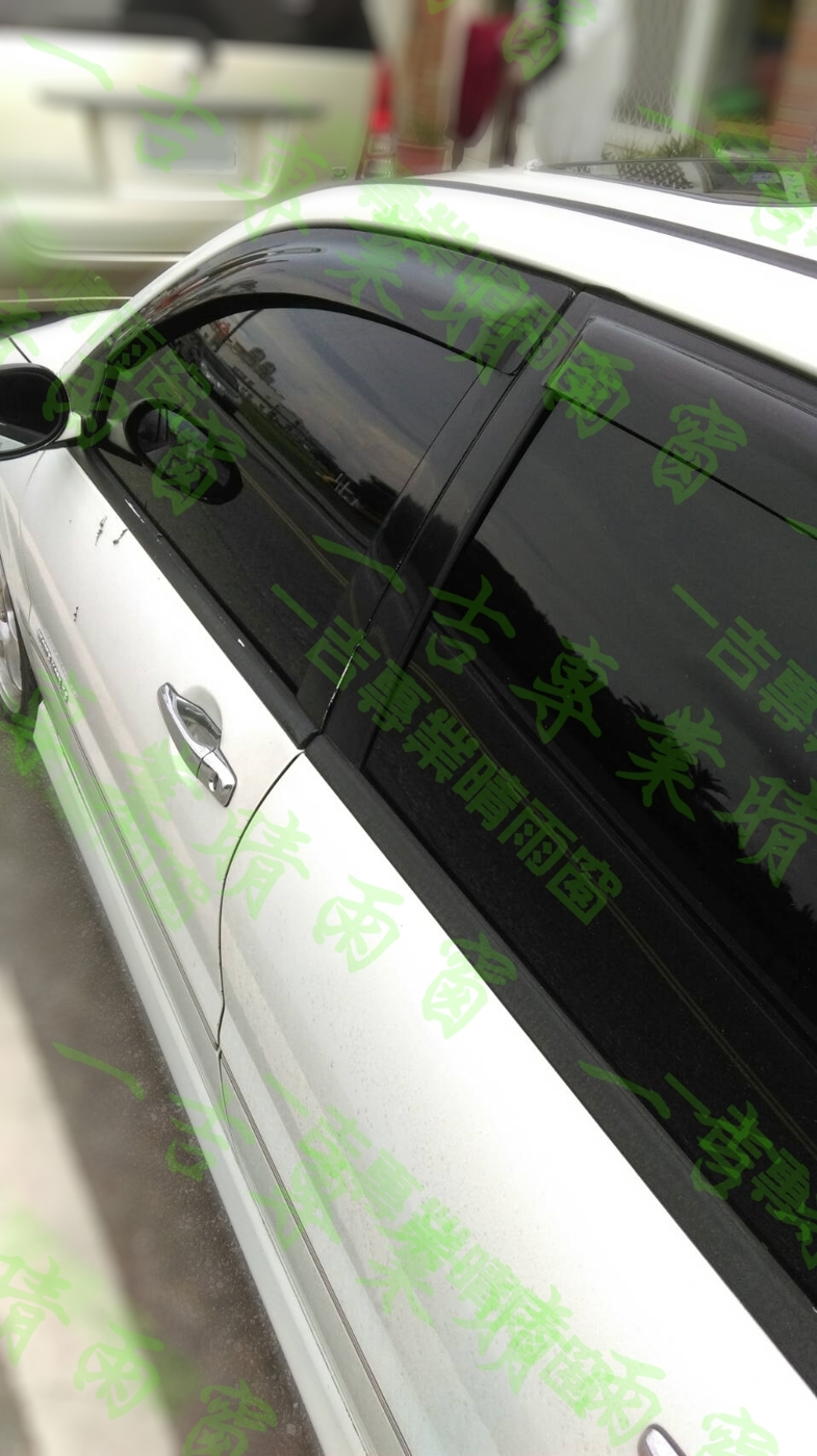 【一吉】01-06年 Global Lancer (前兩窗)原廠型 晴雨窗 / lancer晴雨窗,lancer 晴雨窗,Globallancer晴雨窗