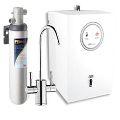 3M HEAT 1000高效能櫥下型雙溫飲水機贈3M S004淨水器全省免費安裝