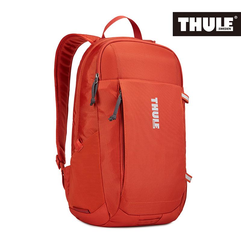 THULE-EnRoute 18L筆電後背包TEBP-215-橘紅