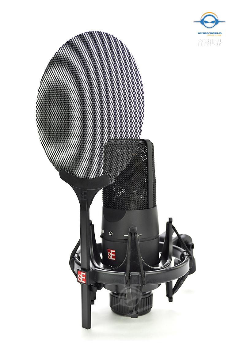 【音響世界】英國sE Isolation Pack快速拆裝避震架〉適用X1、2200a II、Magneto麥克風