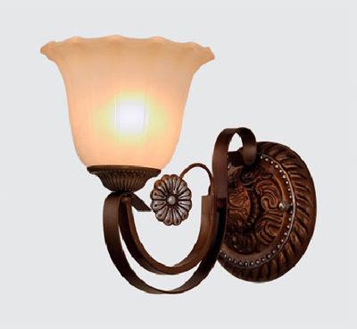 燈王的店米雅造型燈飾壁燈1燈10722-W1