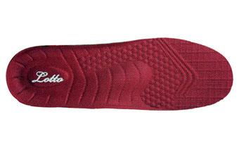 【LOTTO】女性專用舒壓避震鞋墊(L01122)全方位運動戶外館