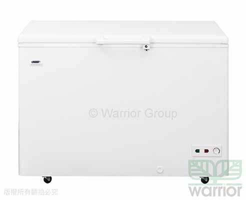 Haier 海爾 379公升 臥式密閉冷凍櫃 HCF-428H ★24期0利率★ 櫃內容量379公升  斷電後100小時不化凍