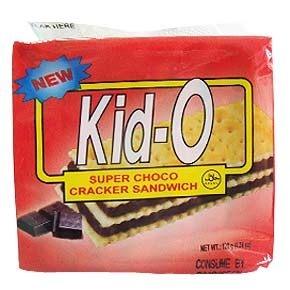 Kid-O日清巧克力三明治120g合迷雅好物超級商城