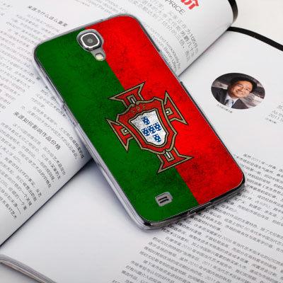 機殼喵喵三星Samsung i9500 Galaxy S4手機殼客製化照片外殼全彩工藝SZ248葡萄牙