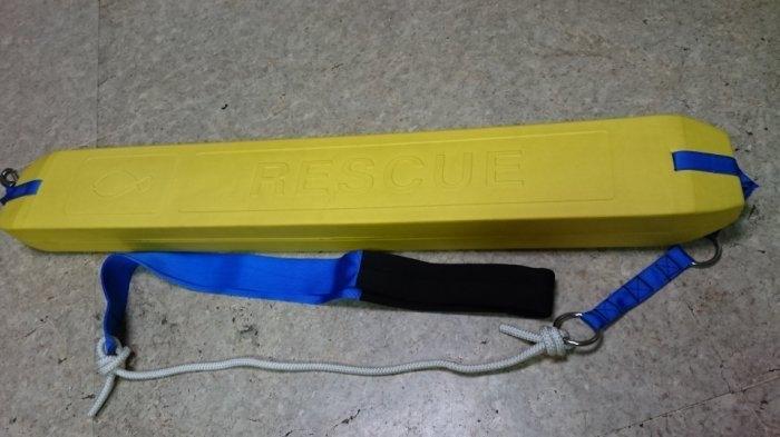 衣林時尚100cm RE材質長泳救生浮標浮條100x14x7cm浮排魚雷救生條台灣製
