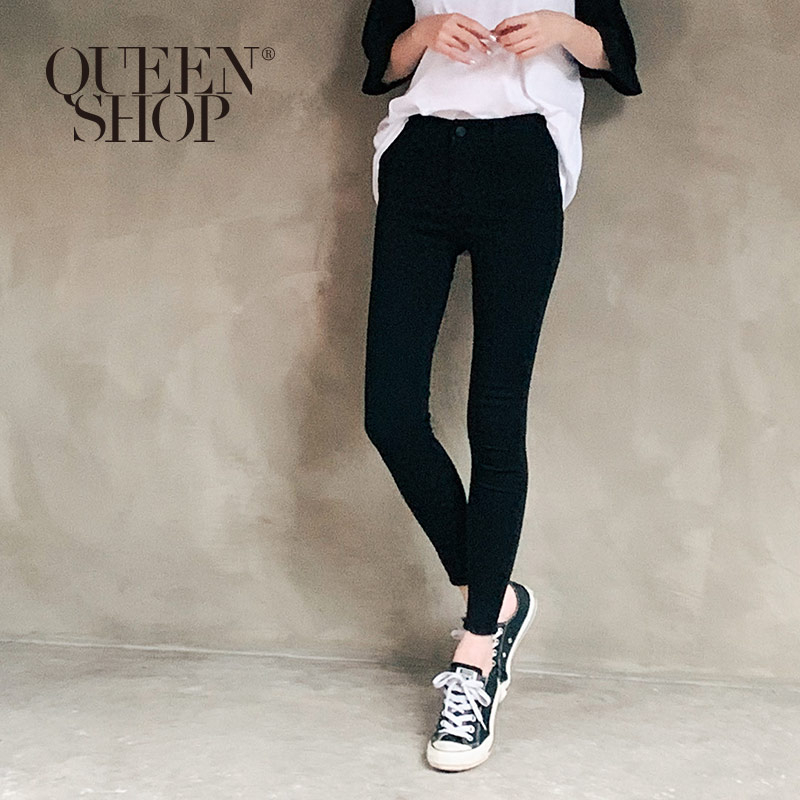 Queen Shop【04101352】顯瘦窄管褲 S/M/L/XL*現+預*