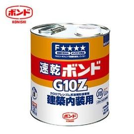KONISHI 日本 G10Z 43048 室內裝修用環保強力膠(不含甲醛甲苯)3kg / 罐