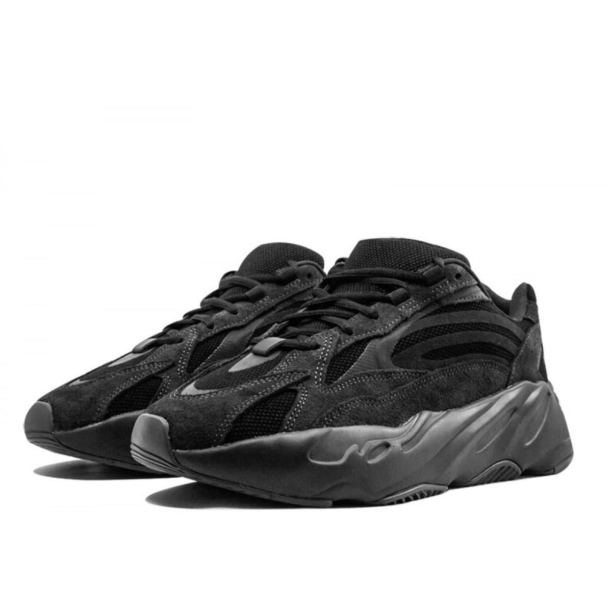 1[TellCathy]Adidas Yeezy 700 V2 黑魂 FU6684