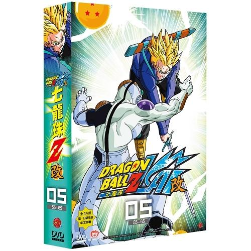七龍珠改(55~65話) DVD 國日雙語   - Dragon Ball KAI   ドラゴンボール改