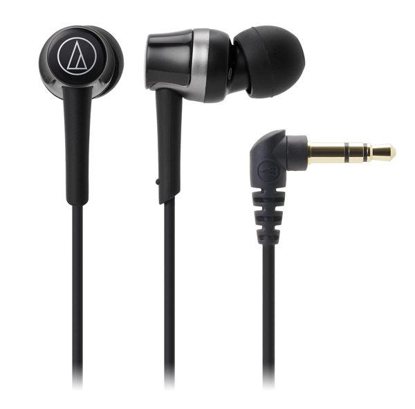 台中平價鋪全新鐵三角audio technica ATH-CKR30耳道式耳機黑色