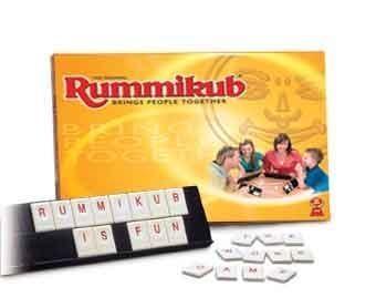 高雄龐奇桌遊拉密英文字彙牌Rummikub Word正版桌上遊戲專賣店