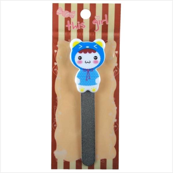 ✨MEKO小資時尚 ✨   MEKO Q版卡通指甲銼 AB-056/美甲銼刀    [MEKO美妝屋]