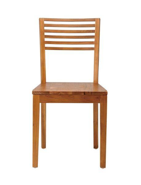 格柵靠背式椅【SCANDINAVIAN現代北歐】優渥實木家具 WMCH07T1