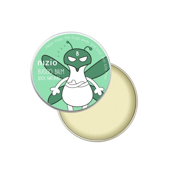 【愛吾兒】Nizio 蟲蟲飛防蚊膏 25g