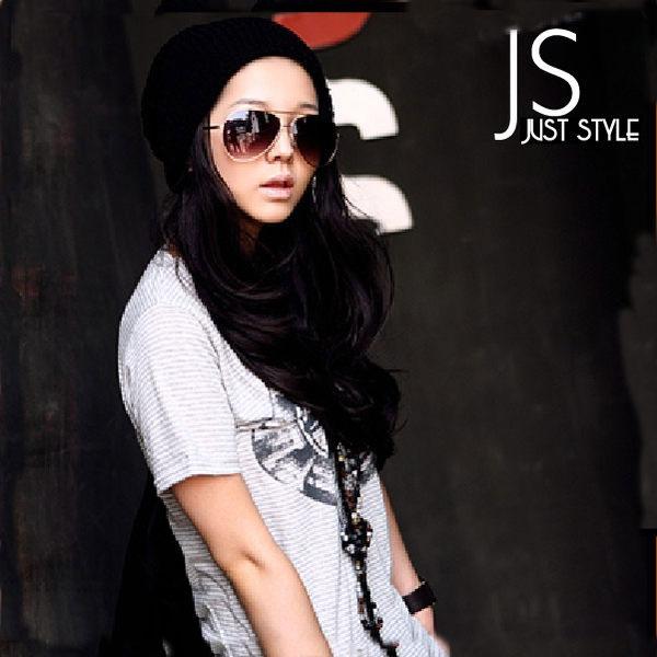 太陽眼鏡【JS精心苑】 男女通用金屬墨鏡反光眼鏡太陽眼鏡/墨鏡/飾品/配件/配飾