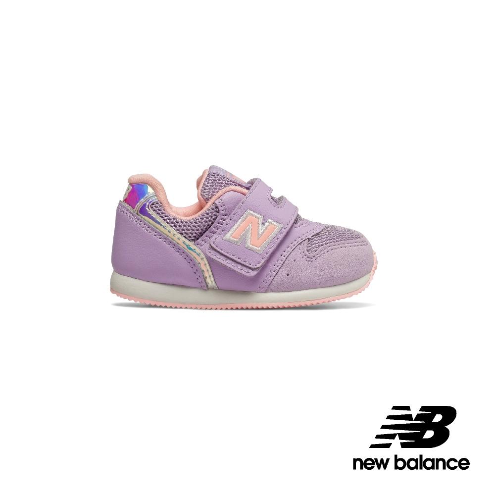 【New Balance】復古鞋_IV996M1_兒童_粉紅