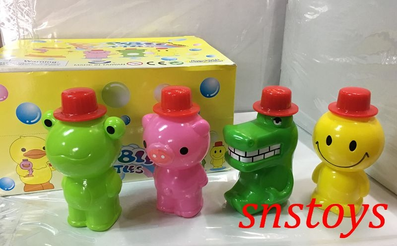 sns古早味動物造型泡泡水動物造型泡泡水12罐箱約350CC正版台灣製