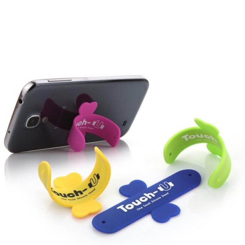 00337 Touch-U手機支架貼片適用Apple Samsung HTC Sony ASUS等手機