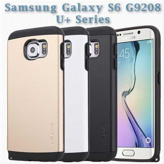 優加系列三星Samsung Galaxy S6 G9208 SM-G9208保護殼硬殼背蓋手機殼底蓋保護框套