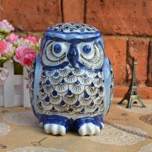 歐式陶瓷小糖果罐