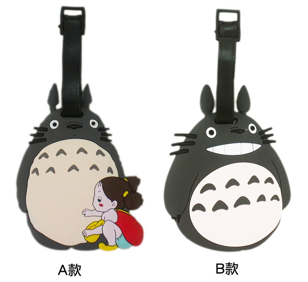 【卡漫城】 龍貓 行李吊牌 2選1 Totoro 小梅 姓名 名字 吊牌 掛牌 背包 吊飾 90 元 ~ /款
