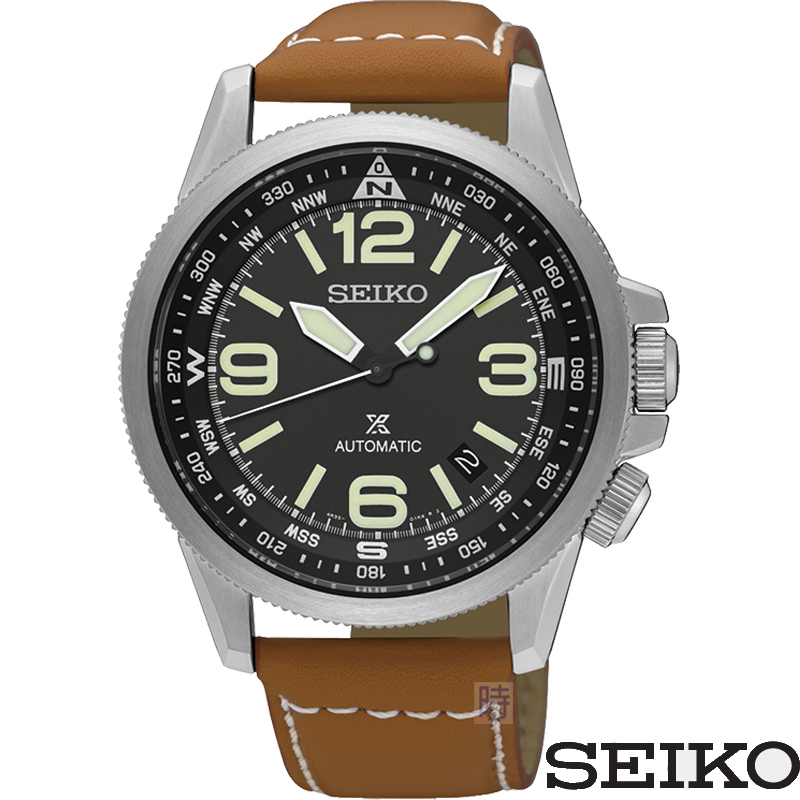 精工SEIKO SRPA75J1 4R35-01N0J機械錶男錶免運42mm