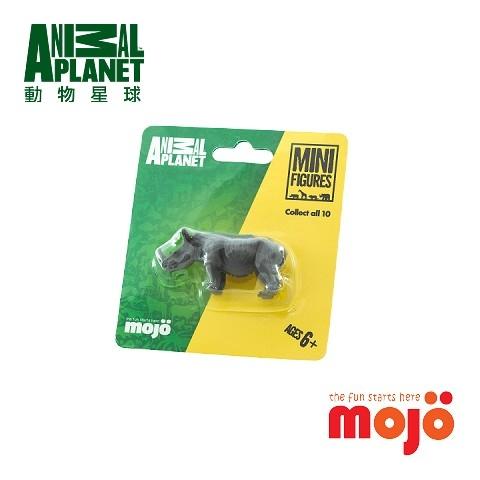 MOJO FUN動物模型動物星球頻道獨家授權-迷你犀牛