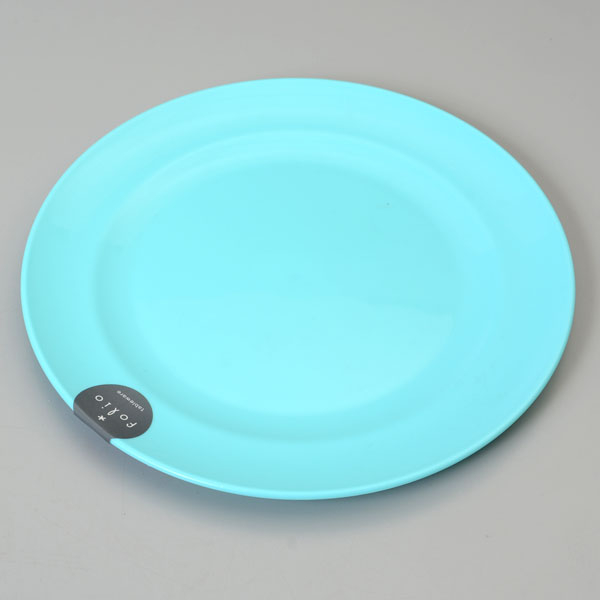 日本製INOMATA Folis輕鬆洗野餐盤中1186