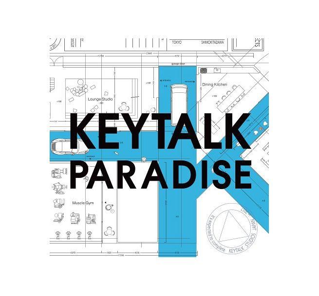 KEYTALK PARADISE CD (購潮8)