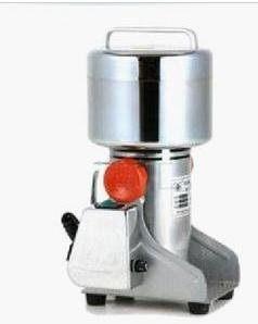屹立牌(300克 六兩)中藥材 食材搖擺式/磨粉機~110V電源