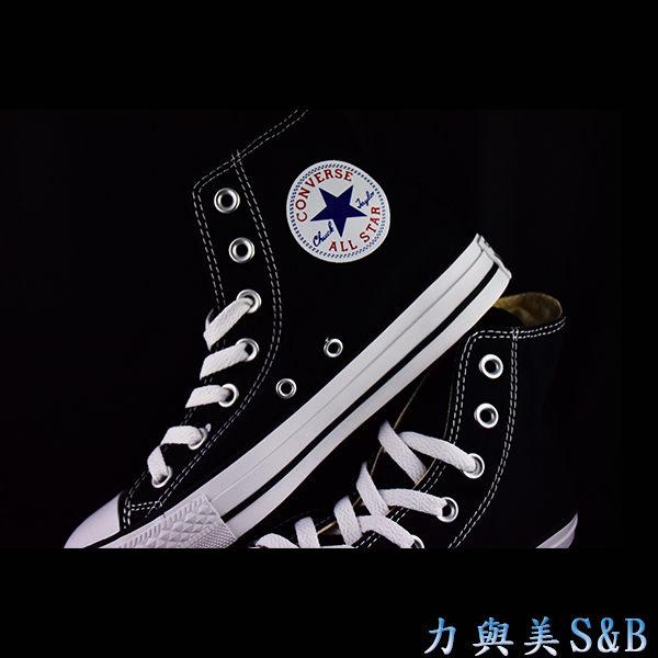 帆布鞋高筒黑色CONVERSE ALL STAR 181
