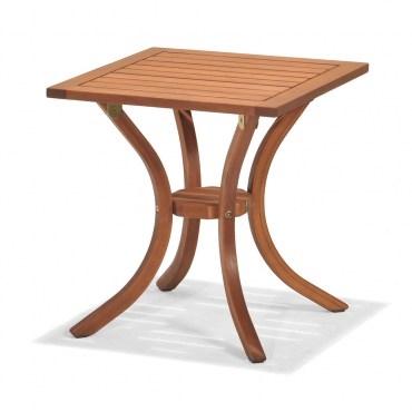 蓋利亞FSC實木邊桌