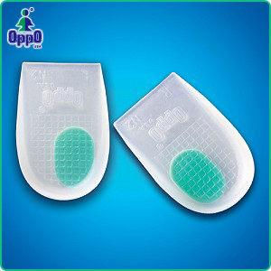 OPPO鞋墊功能款OPPO 5451矽膠足跟墊足跟痛足跟骨刺足底筋膜炎分散足壓吸震釋壓