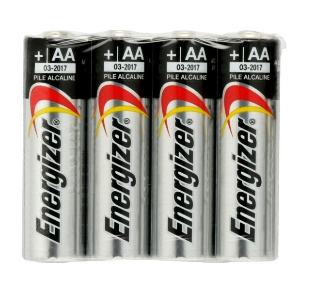 勁量 鹼性電池3號4顆【屈臣氏】