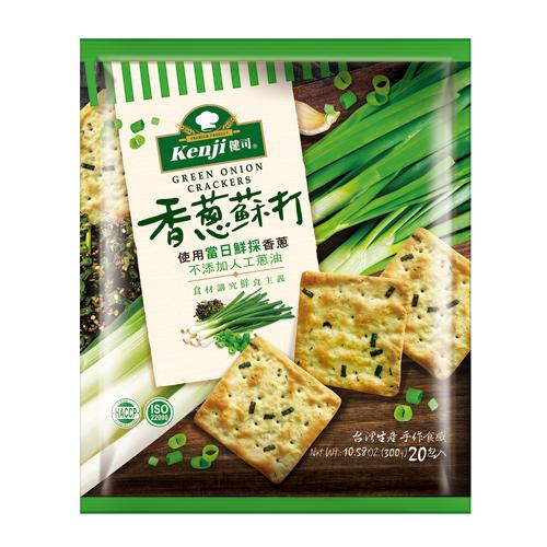健司香蔥蘇打餅15g*20入愛買