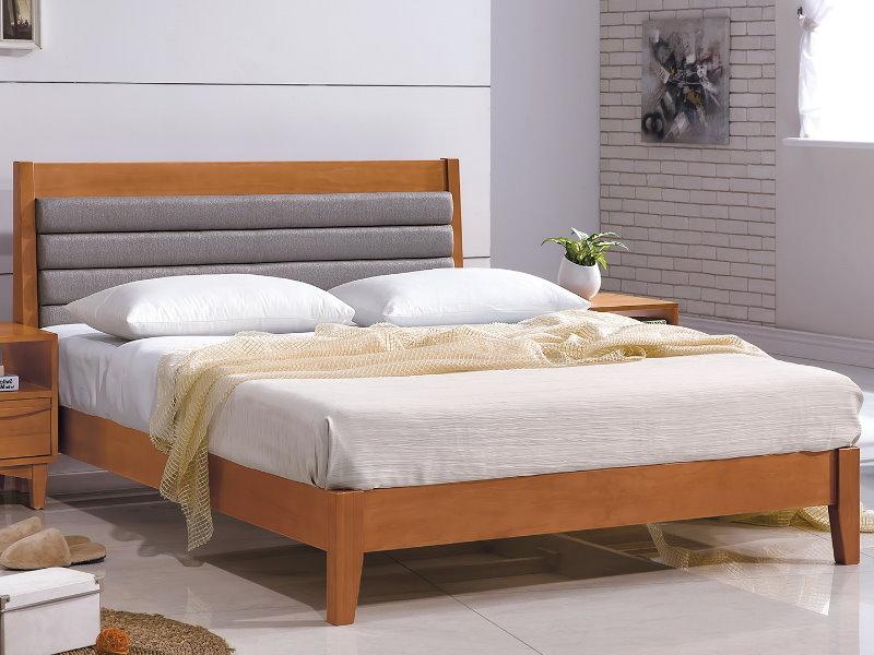 床架 床台 TV-161-1 歐文北歐5尺床台 (不含床墊) 【大眾家居舘】