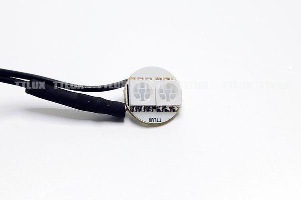 2SMD 紫外線燈板 不防水(夜光車輪 風火輪)