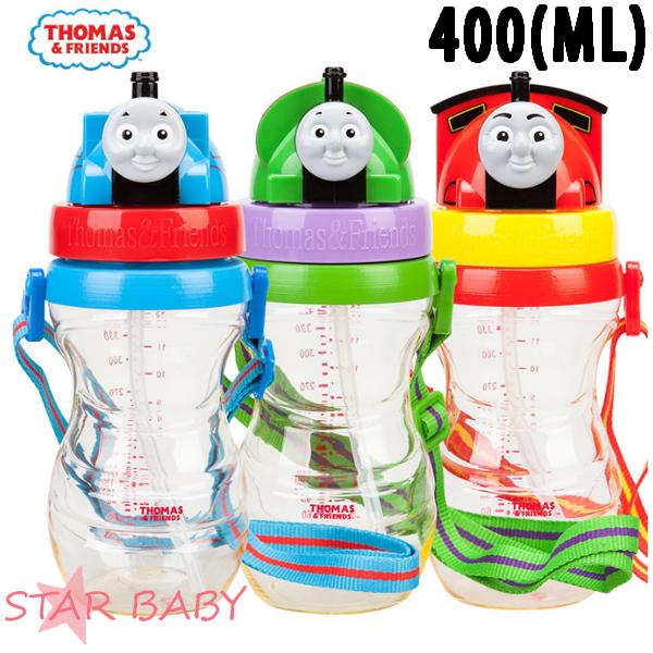 STAR BABY-正牌湯瑪士THOMAS兒童水壺水瓶水杯學習水壺學習杯400ML