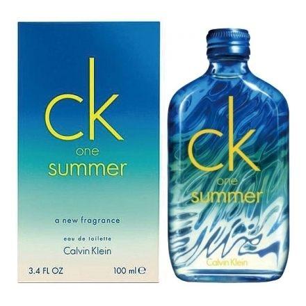 ※薇維香水美妝※Calvin Klein CK One Summer 2015 夏日限量版 5ml分裝瓶 實品如圖二