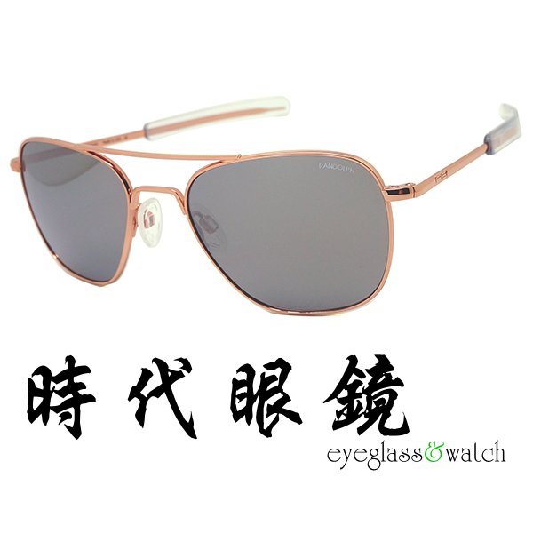 台南時代眼鏡RANDOLPH太陽眼鏡AF55663純正美國血統軍規認證公司貨開發票