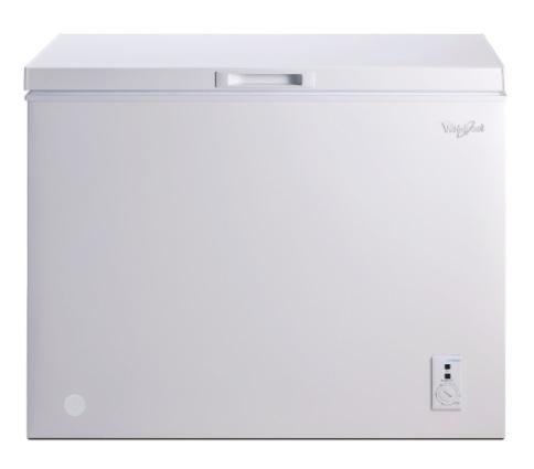 «免運費/下單再折價» Whirlpool惠而浦  255L 臥式冷凍櫃 WCF255W1 【南霸天電器百貨】