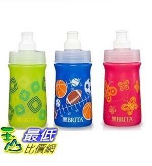 [美國直購 ] Brita 兒童隨手瓶(內含濾芯一個可以用 394次或 2個月 Brita Bottle for Kids