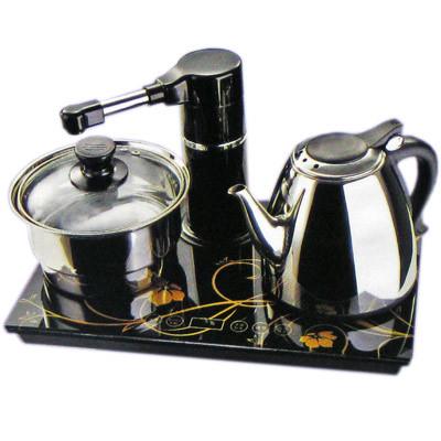 【J SPORT】台熱牌自動補水電茶壺泡茶組【T-6369】