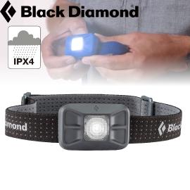 【Black Diamond 美國 Gizmo 防水LED頭燈 碳黑】頭燈/防水頭燈/登山/露營/620623